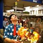 Le Cirque de JP - Fire Juggling Show