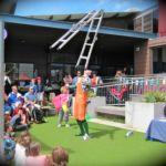 circus acrobat auckland