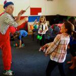circus workshops