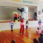 circus school holiday