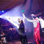 corporate circus event