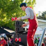 juggling diabolo